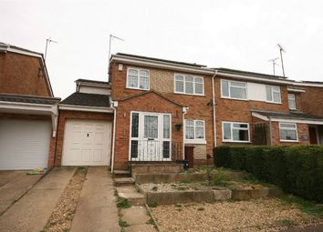 Thumbnail 3 bedroom semi-detached house for sale in Sherwood Avenue, Kingsthorpe, Northampton