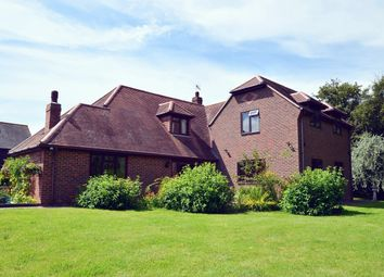 Thumbnail 8 bed detached house for sale in Easton Lane, Chichester