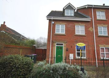 Thumbnail 3 bedroom end terrace house for sale in Gatcombe Way, Priorslee, Telford, Shropshire