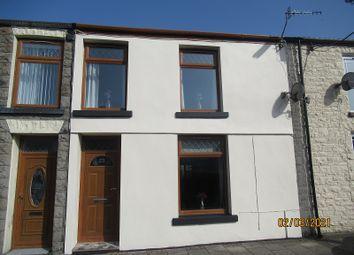 Thumbnail 3 bed terraced house for sale in Hopkin Street, Treherbert, Rhondda Cynon Taff.