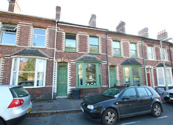 Thumbnail 2 bed terraced house for sale in Temple Road, St Leonards, Exeter