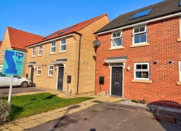 Thumbnail 2 bed semi-detached house for sale in Woodlands Park, Pickering