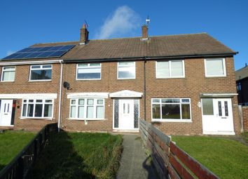 Thumbnail 3 bed terraced house to rent in Greenlands, Jarrow