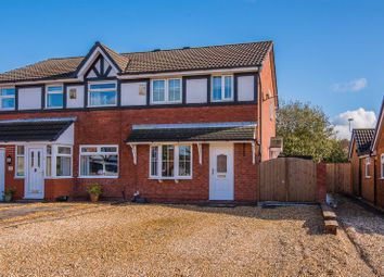 Thumbnail 3 bed semi-detached house for sale in St. Marys Close, Aspull, Wigan