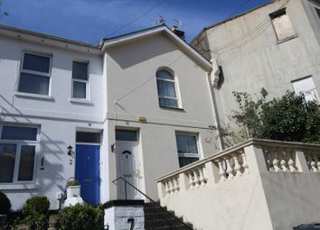 Thumbnail 3 bed end terrace house for sale in St. Michaels Terrace, Castle Lane, Torquay