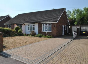 Thumbnail 2 bed bungalow for sale in Holme Court Avenue, Biggleswade, Bedfordshire