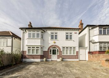 Thumbnail 4 bed detached house to rent in Downsview Road, London