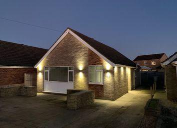 3 bed detached bungalow for sale in Burdett Close, Skegness PE25