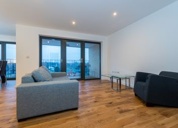 Thumbnail 1 bed flat to rent in Mostyn Building, Oval Quarter, Oval