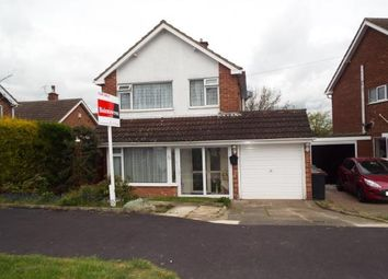 Thumbnail 3 bed link-detached house for sale in Tower View Crescent, Nuneaton, Warwickshire