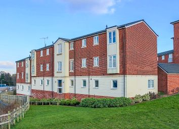 Thumbnail 2 bedroom flat to rent in Hollington House, Dixon Close, Redditch