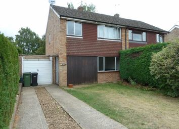 Thumbnail 3 bed semi-detached house for sale in Rowan Close, Sonning Common, Sonning Common Reading