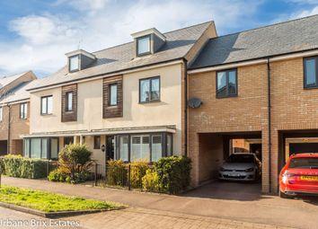 4 bed terraced house for sale in Selkirk Drive Oakridge Park, Milton Keynes MK14