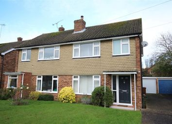 Thumbnail 3 bed semi-detached house for sale in Chaseside Avenue, Twyford