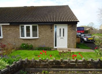 Thumbnail 2 bed semi-detached bungalow to rent in Ash Walk, Talbot Green, Pontyclun