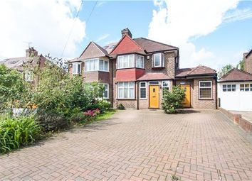Thumbnail 4 bed semi-detached house for sale in Slough Lane, Kingsbury