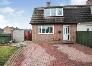 Thumbnail 3 bed semi-detached house for sale in Himley Road, Bedworth, Warwickshire