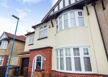 Thumbnail 4 bed semi-detached house for sale in Welldeck Road, Hartlepool, Durham
