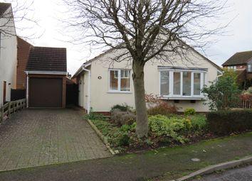 Thumbnail 2 bed detached bungalow for sale in Leafield Rise, Two Mile Ash, Milton Keynes