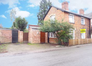 Thumbnail 3 bed semi-detached house for sale in Main Street, Great Glen, Leicester