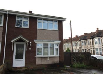 Thumbnail 3 bed end terrace house to rent in Lodge Causeway, Fishponds, Bristol