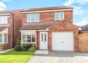 Thumbnail 3 bedroom detached house for sale in Watercress Close, Hartlepool