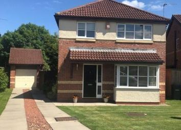Thumbnail 3 bedroom detached house for sale in The Paddock, Stokesley, Middlesbrough, North Yorkshire