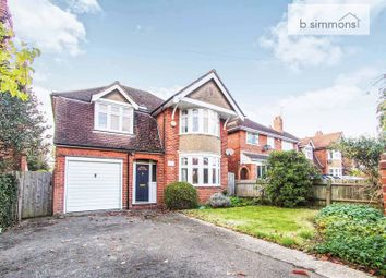 Thumbnail 4 bed detached house for sale in Lynwood Avenue, Langley, Slough