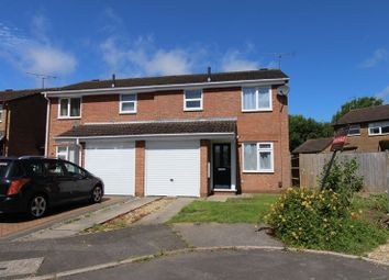 Thumbnail 3 bedroom semi-detached house for sale in Berrywood Gardens, Hedge End, Southampton