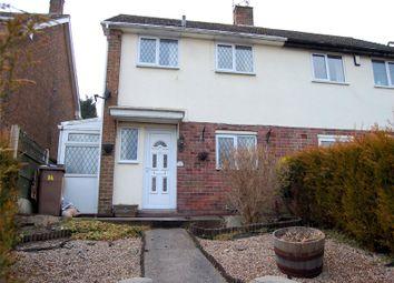 3 bed semi-detached house for sale in Eaton Avenue, Kirk Hallam, Ilkeston, Derbyshire DE7