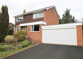 Thumbnail 4 bed detached house for sale in Abbotsfield Drive, Off Sutton Road, Shrewsbury