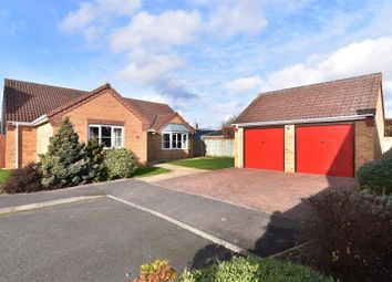 Thumbnail 3 bed bungalow for sale in Mayflower Close, Fishtoft, Boston