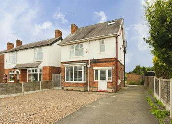 Thumbnail 3 bed detached house for sale in Annesley Road, Hucknall, Nottinghamshire