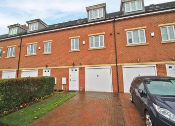 Thumbnail 3 bed town house for sale in Saxton Court, Arnold, Nottingham