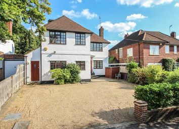 Thumbnail 5 bed detached house for sale in Manor Road South, Esher, Surrey