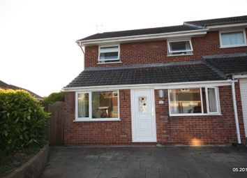 Thumbnail 4 bed semi-detached house to rent in Bibery Close, Nailsea
