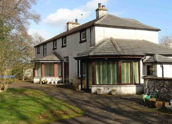 Thumbnail 4 bed detached house for sale in Glencaple Road, Dumfries