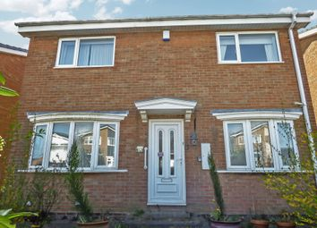 Thumbnail 4 bed detached house for sale in Balmoral Close, Bedlington