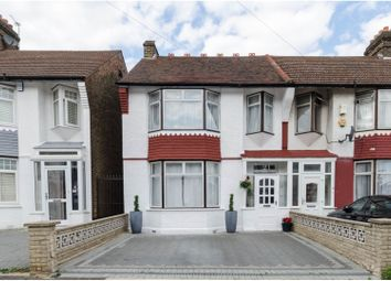 Thumbnail 3 bed end terrace house for sale in Oaktree Avenue, Palmers Green