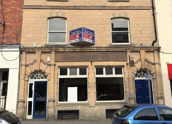 Thumbnail Commercial property to let in Church Street, Mansfield, Nottinghamshire