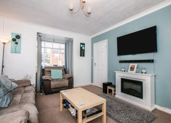 Thumbnail 3 bed terraced house for sale in Queen's Way, Langford, Biggleswade
