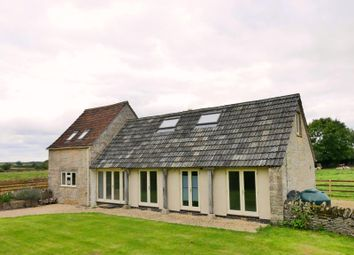 Thumbnail 4 bed barn conversion to rent in Coln St. Aldwyns, Cirencester