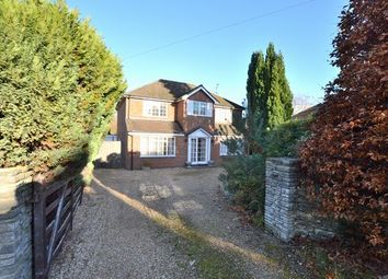 Thumbnail 4 bed detached house for sale in Kings Road, Fleet