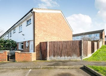 Thumbnail 3 bed terraced house for sale in Wiltshire Way, Tunbridge Wells