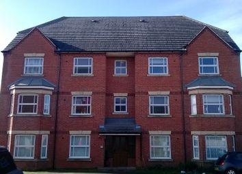 Thumbnail 2 bedroom flat for sale in Flannagan Way, Coalville