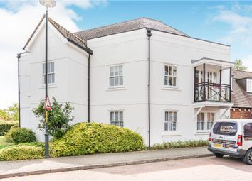 Thumbnail 2 bed flat for sale in Fortune Way, West Malling