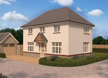 "Thumbnail 3 bedroom detached house for sale in ""Amberley"" at Cae Newydd, St. Nicholas, Cardiff"