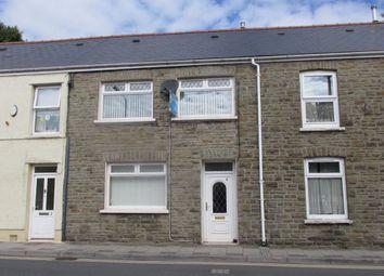 Thumbnail 3 bedroom terraced house for sale in Duffryn Road, Caerau, Maesteg, Mid Glamorgan