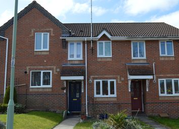 Thumbnail 2 bed terraced house to rent in Reynolds Close, Haverhill