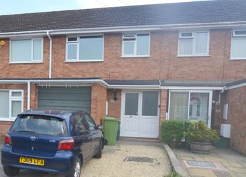 Thumbnail 3 bed terraced house to rent in Hartbury Close, Cheltenham